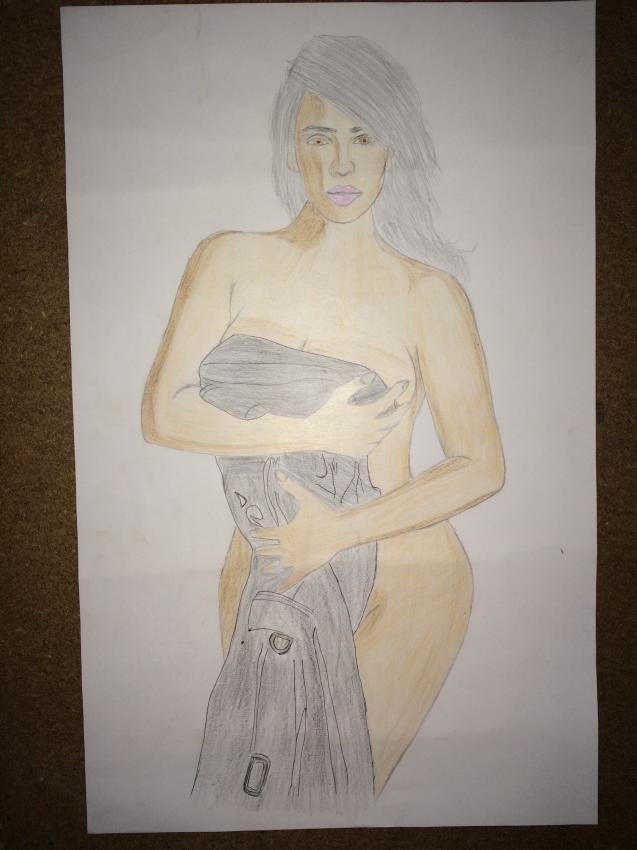 Kim Kardashian par Danielmtz04